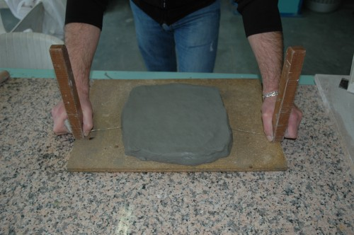 Plaster and moulds