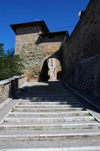 porta tuderte o del borgo