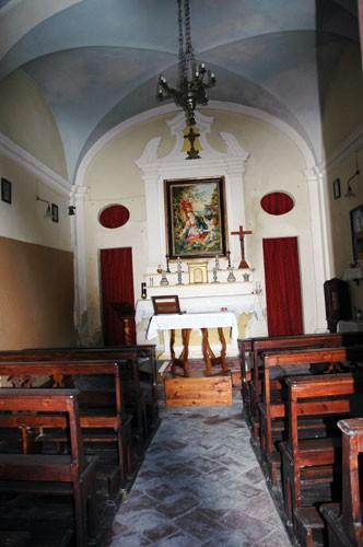Chiesa della Madonna della Cerasa, deruta