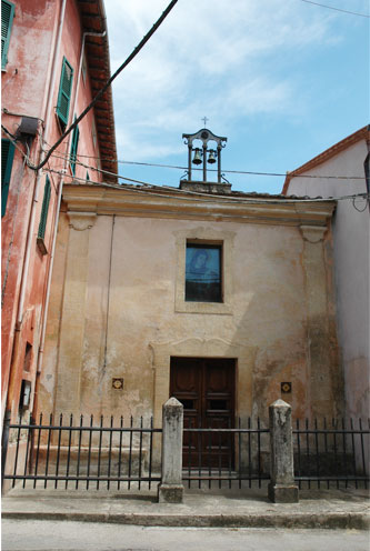 Sant'Anna Church, Deruta.