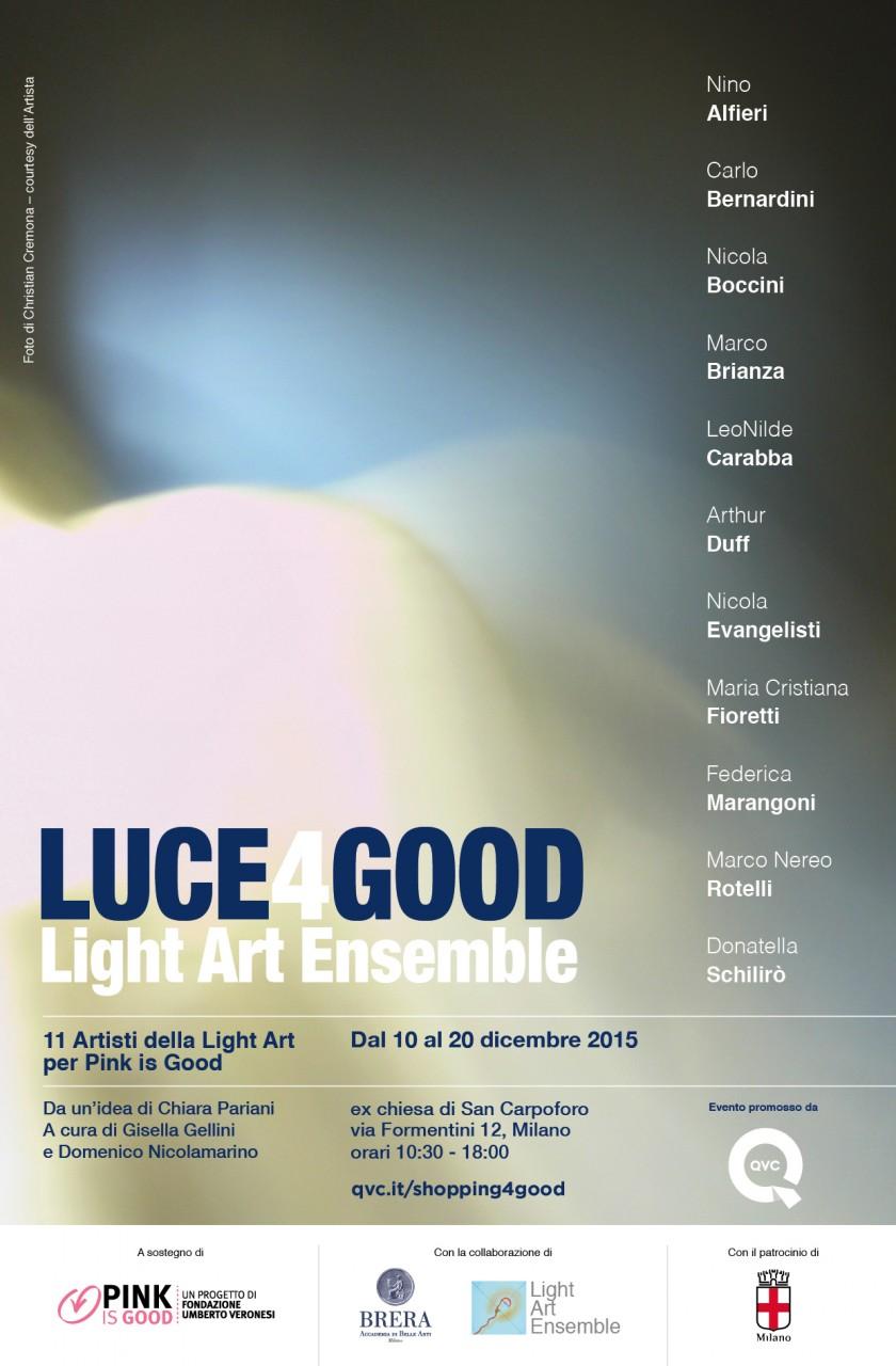 luce4good milano