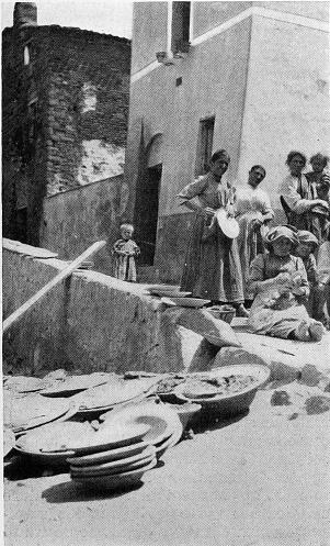 Gli artigiani ceramisti di Deruta