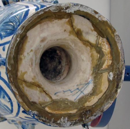 vaso ceramica