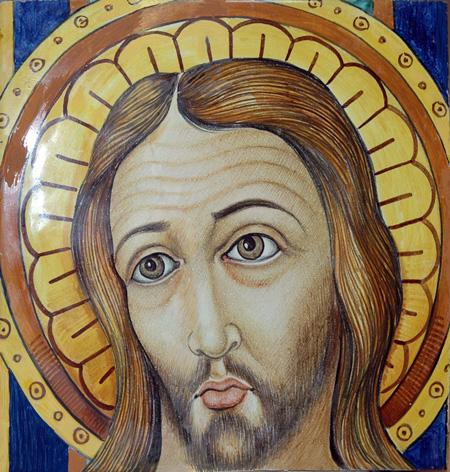 santo restaurato