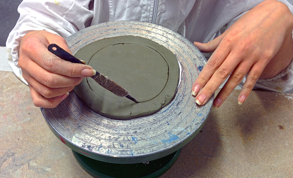 corso di ceramica tecnica colombino